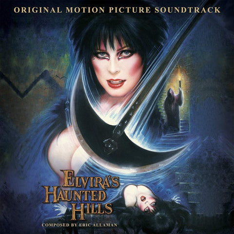 Elvira Haunted Hils Soundtrack CD