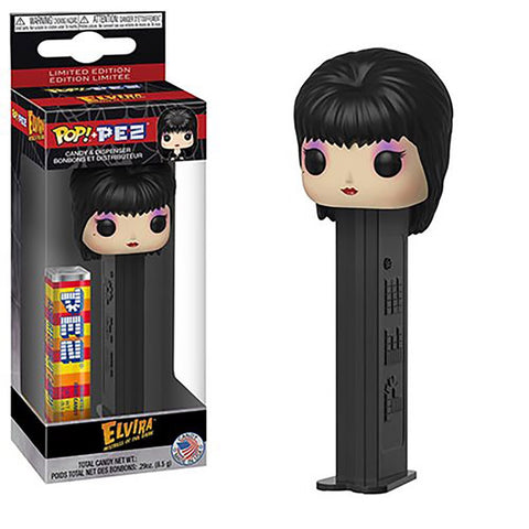Elvira Funko Pop Pez Dispenser