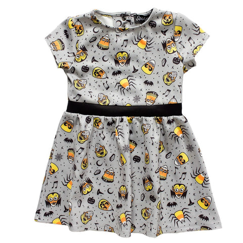 Sourpuss Candy Cornies Kids Dress