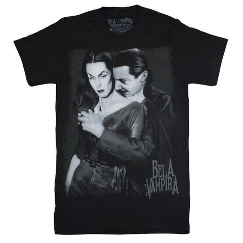 Bela Vampira Plan Bite T-shirt