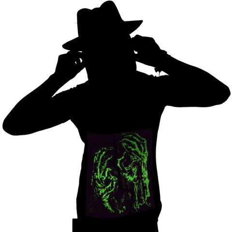 Tales From The Crypt Glow Hands Tshirt