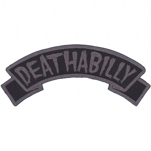 Arch Patch Deathabilly Grey