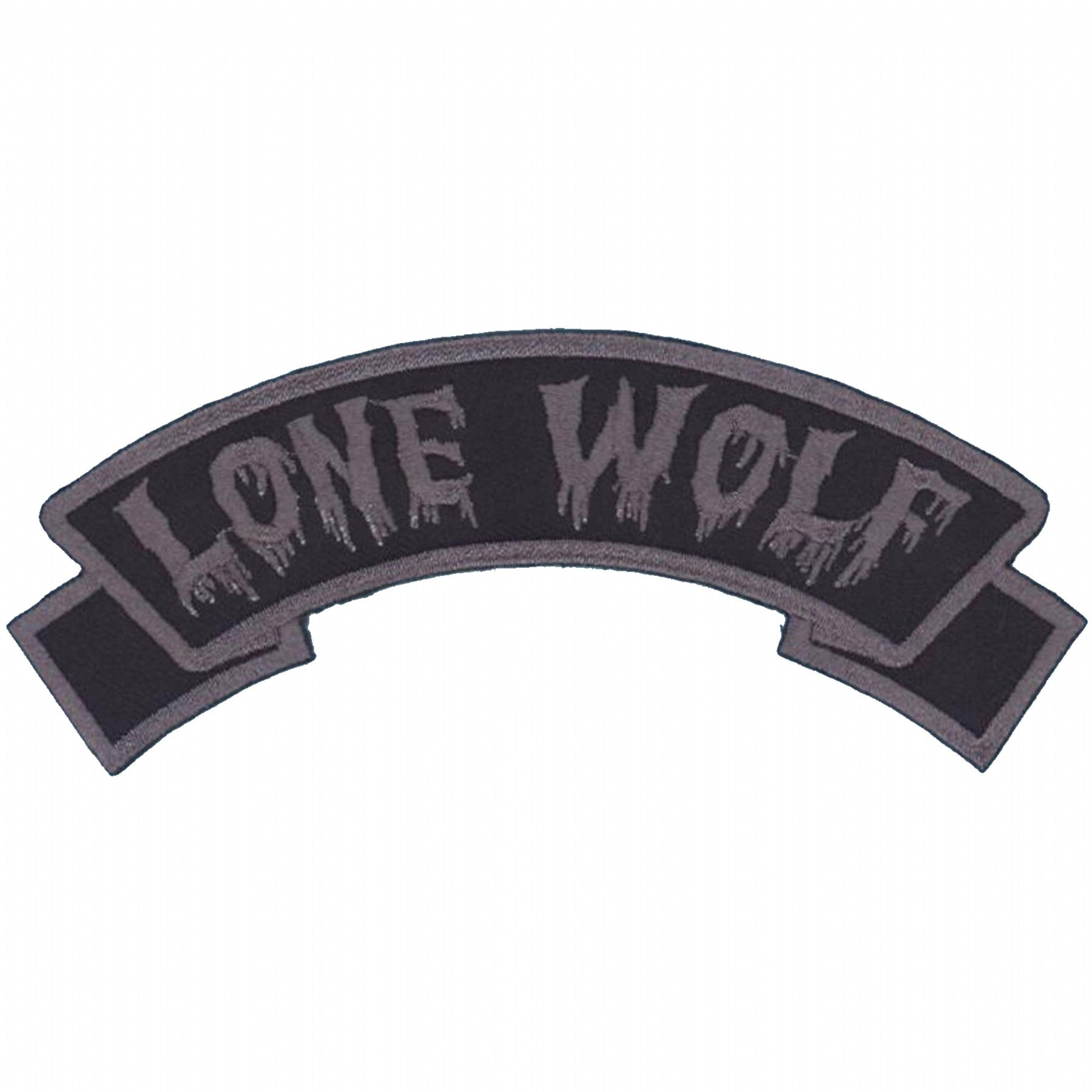 Arch Patch Lone Wolf