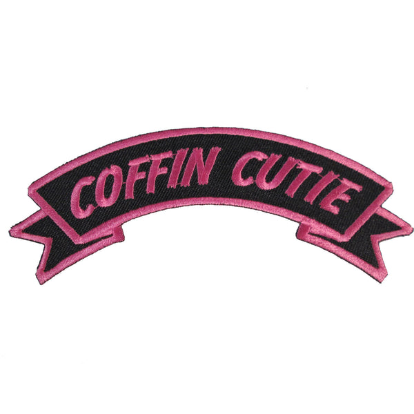 Arch Coffin Cutie Patch
