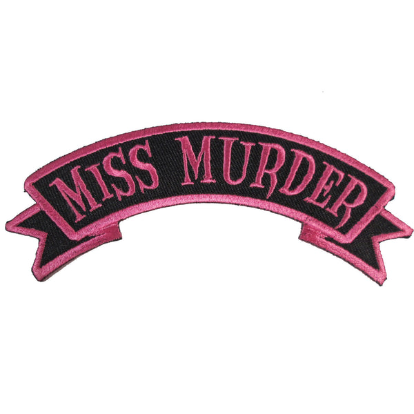 Arch Patch Miss Murder