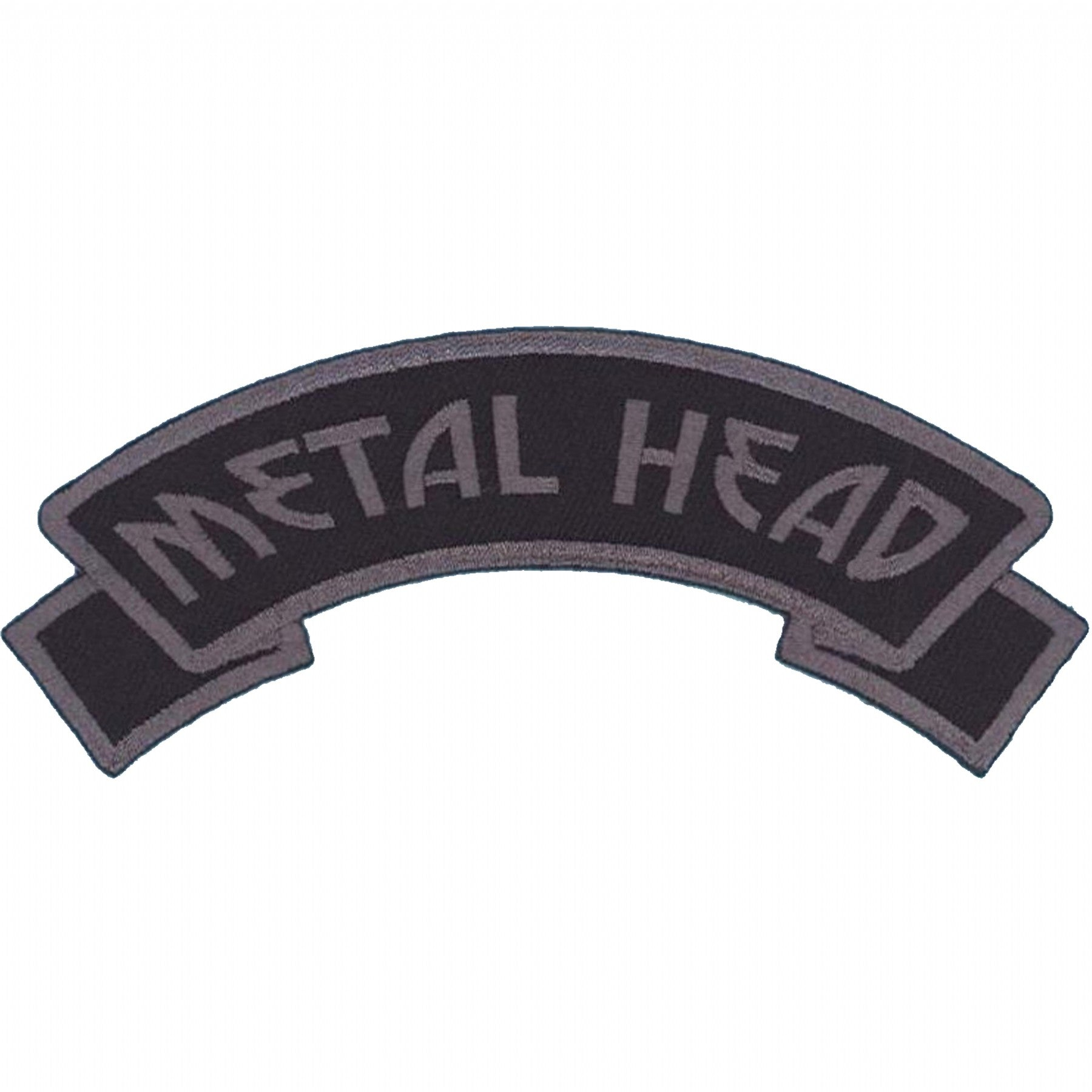 Arch Patch Metal Head