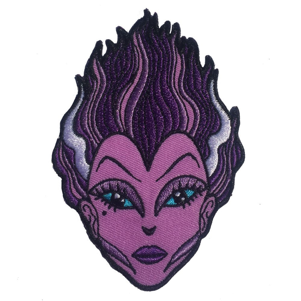Graves Monster Purple Bride Patch