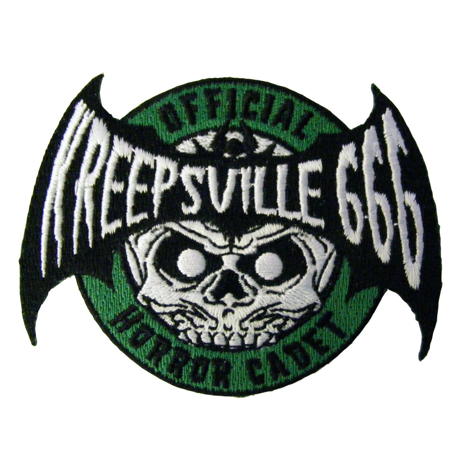 Kreepsville 666 Horror Cadet Patch