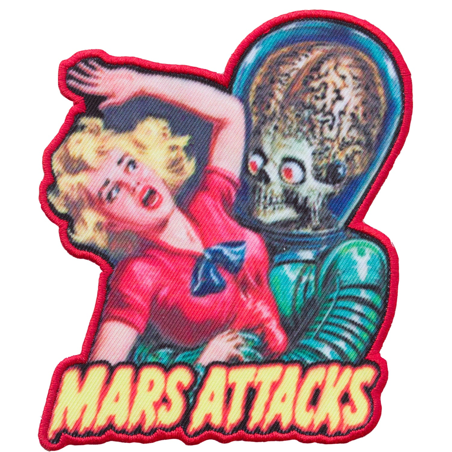 Mars Needs Blondes Mars Attacks Patch