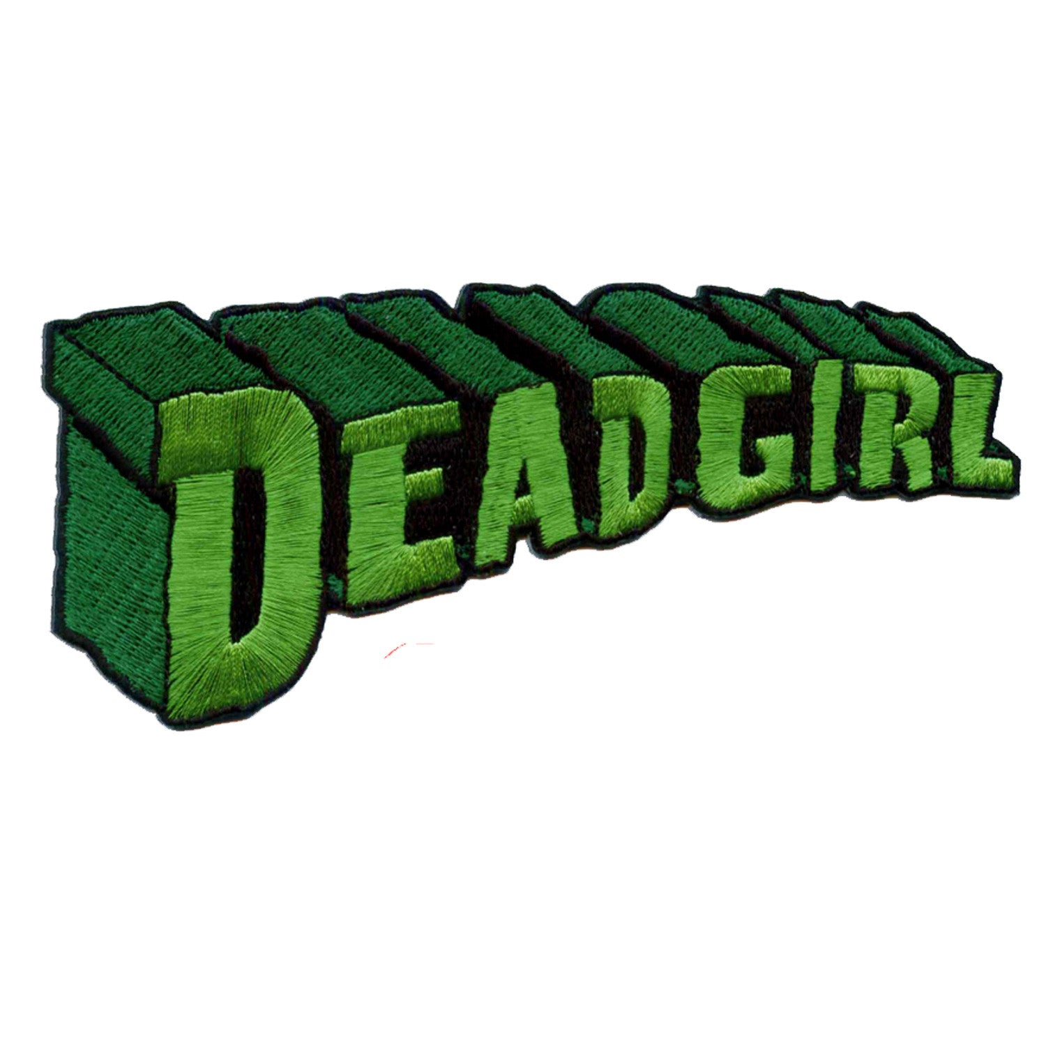Super Dead Girl Patch