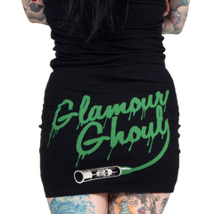 Glamour Ghoul Mini Skirt