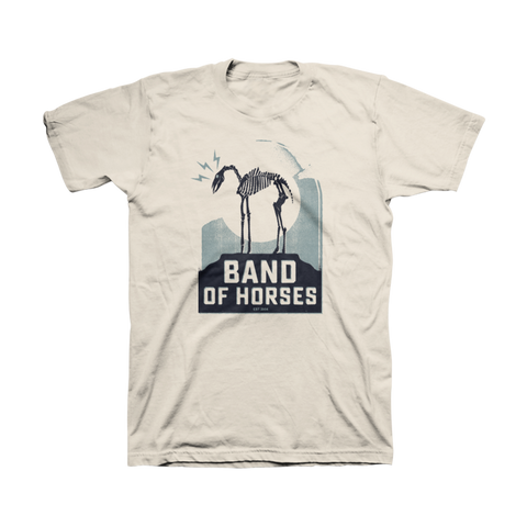 Wasteland Unisex Tee - Band of Horses