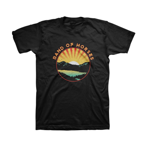 Lakefront Unisex Tee - Band of Horses