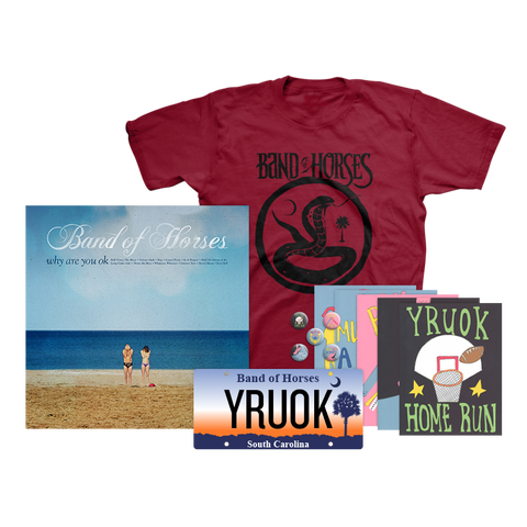 Why Are You OK Limited Edition Bundle - Band of Horses - 1