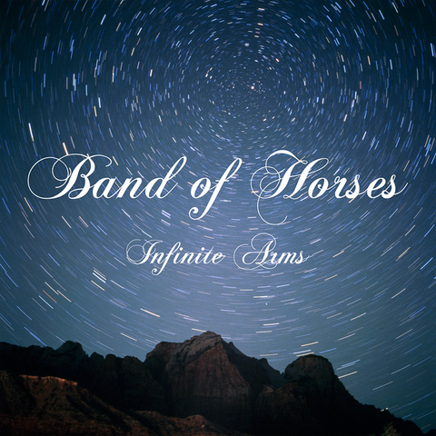 Infinite Arms CD - Band of Horses