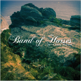 Mirage Rock CD - Band of Horses