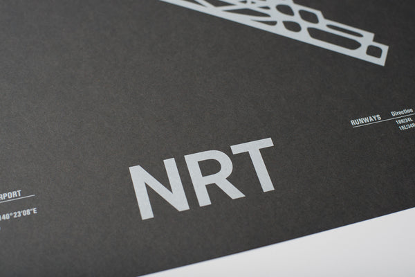 NRT: Narita International Screenprint