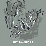 TPC at Sawgrass Screenprint Poster