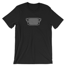 Jeep / Willys 1942-1945 MB Auto Icon T-Shirt