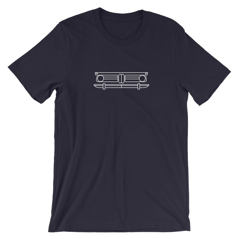 BMW 1968 2002 tii Auto Icon T-Shirt