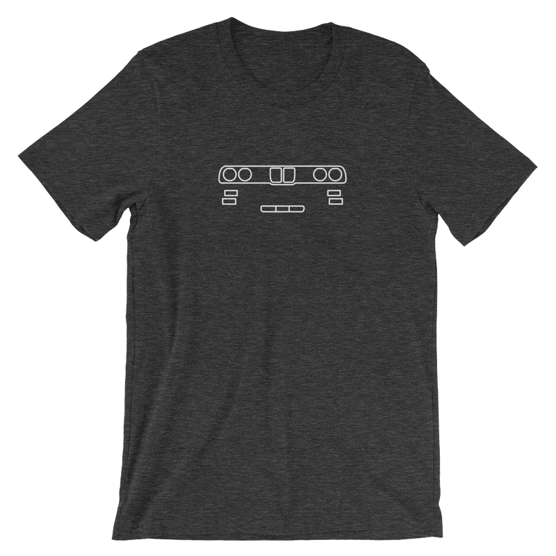 BMW 1986 M3 E30 Auto Icon T-Shirt
