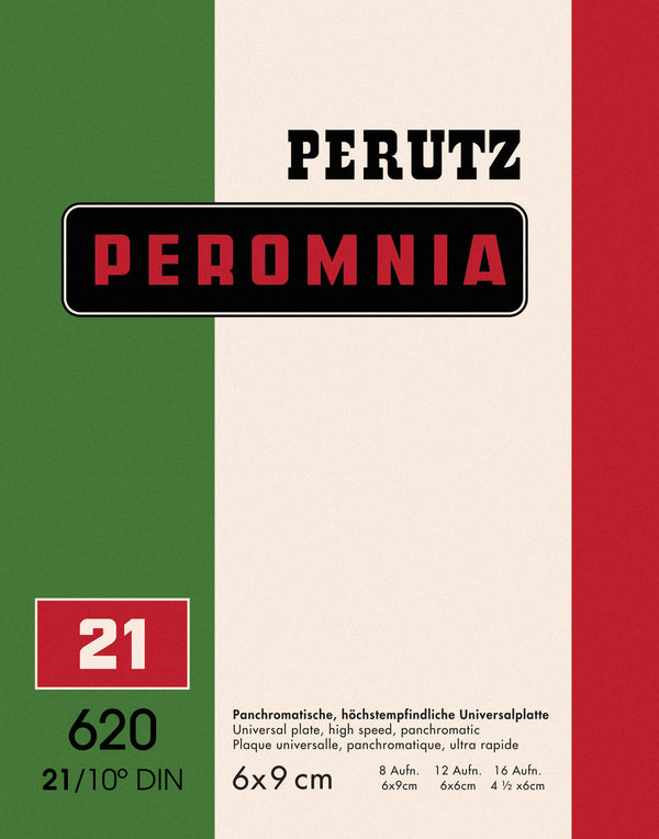 Perutz Photoworks Peromnia Vintage Photo Film Screenprint