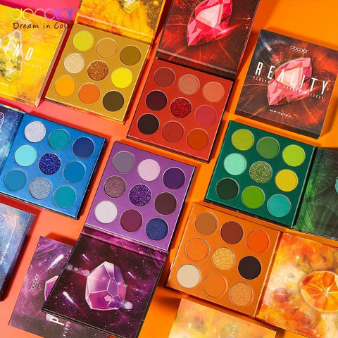 Gemstone Colorful Palette Collection