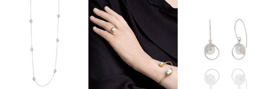 AURUM Icelandic jewelry Sand Collection | mother's day gift