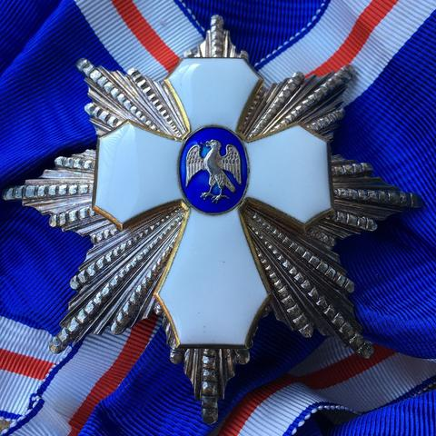 Order of the Falcon, Iceland