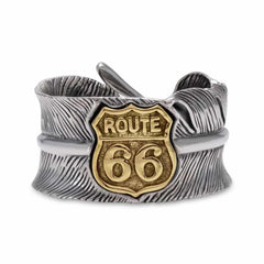Route 66 Ring - Silver Phantom Jewelry