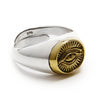 Eye of Horus Signet Ring