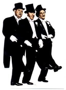 The Three Stooges -Tuxedos #211