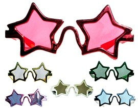 Star Metallic Glasses