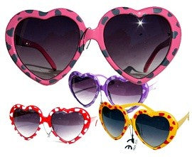 Jumbo Heart Glasses