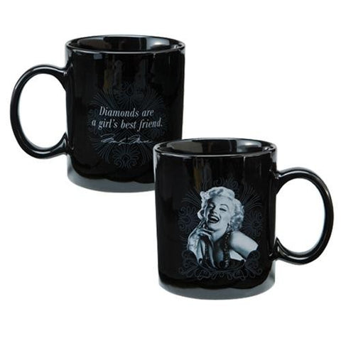 Diamond Marilyn Coffee Mug