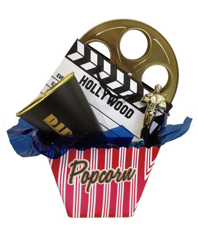 Popcorn Gift Basket (Available one gift)