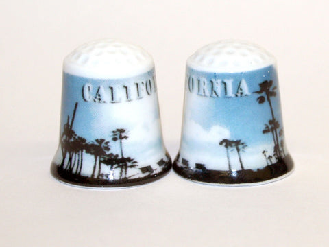 California Sky Thimble