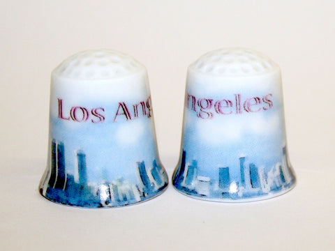 Los Angeles City Thimble