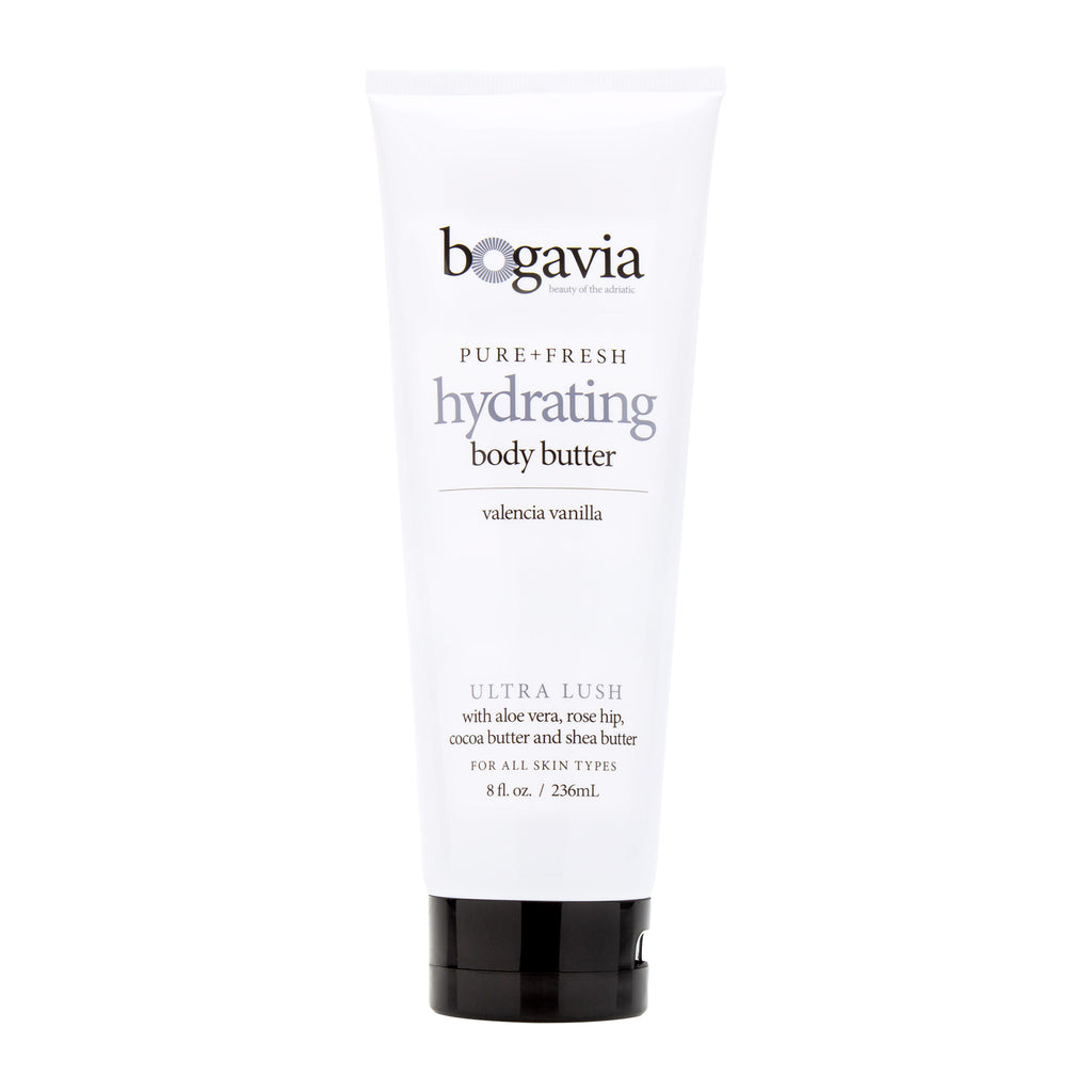 the hydrating body butter