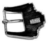 "1½"" CARLO ""Buckle Only"" in .925 Sterling Silver - AL BERES"