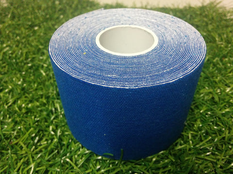 Royal Blue - 50mm x 5m - Premium Kinesiology Tape - One Box of 24 Rolls
