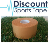 38mm x 13.7m - Premium Rigid Sports Tape - One Box of 32 Rolls