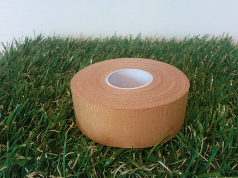 25mm x 13.7m - Premium Rigid Sports Tape - One Box of 48 Rolls