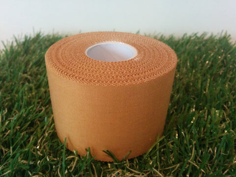 50mm x 13.7m - Premium Rigid Sports Tape - One Box of 24 Rolls