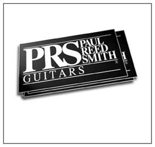 PRS LOGO STICKER