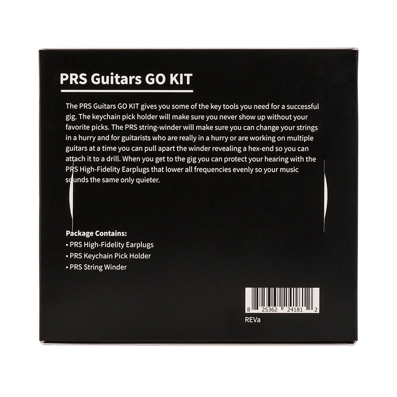 PRS Go-Kit Musicians Bundle