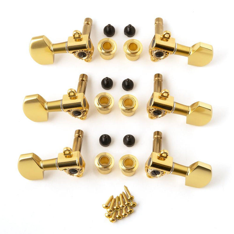 PRS Phase III Locking Tuners (Gold)