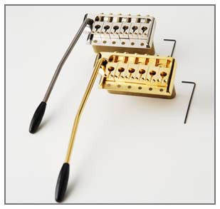 Tremolo Claw & Screws (Santana,513 models)