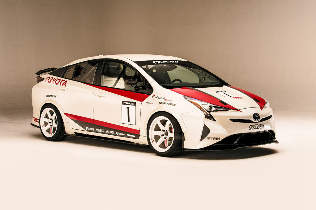 "Toyota Prius ""G"" model breaks the mould"