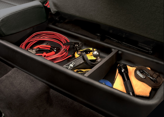 Husky Liners Gearbox - Stash your stuff with this under-the-seat organizer